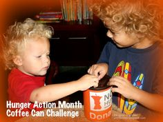 The Good Long Road: {Bloggers Go Orange} Moms Fighting Hunger Blog Hop for Hunger Action Month