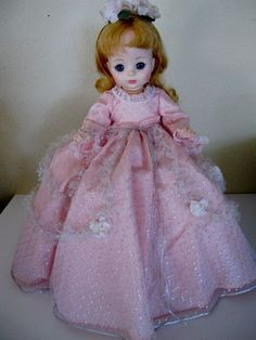 Vintage Madame Alexander Cinderella Doll 1546
