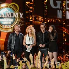 The Grammy Awards- Happy is as Happy does! Let's do it one more time!