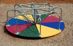 Fun memori, park, playground equip, playground merry go round, kid