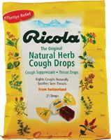 Ricola Herb Throat Drops Original