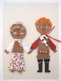 Bride and groom by blanca helga, via Flickr