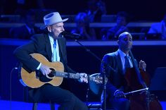 James Taylor Dazzled the Crowd