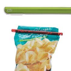 Joie Fresh Flip Bag Clip - Green