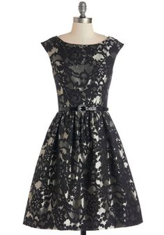 Wowed and Wonderful Dress, #ModCloth