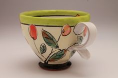 Linda Arbuckle. Rosenfield Collection | Cup