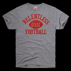 HOMAGE Ohio State Football Coach Urban Meyer Relentless T-Shirt - $28.00