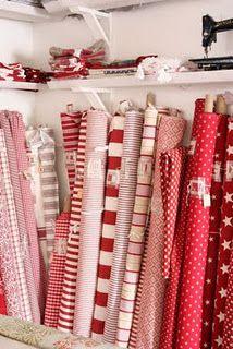 love the fabrics