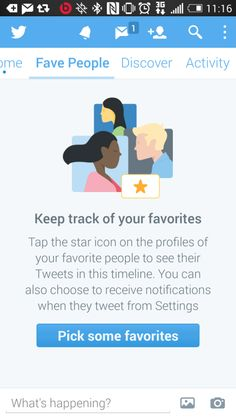 """Consume Tweets From Only Your Favorite Twitter Accounts With """"Fave People"""" Test #SocialMedia #Twitter"""
