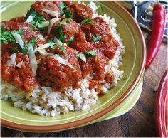 If you're sick of the same old slow cooker meatball recipes, try this recipe for Slow Cooker Mexican Meatballs--a new spin on a classic.