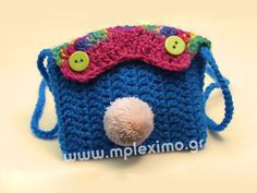 crochet small bag