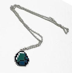 Diamond Necklace (minecraft)