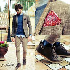 Pois shirt (by Pierluigi Musco) http://lookbook.nu/look/4744693-Pois-shirt