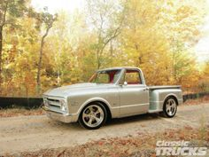 1968 Chevy Trucks for Sale | 1968 Chevrolet C10 Stepside - It's Not For Sale!