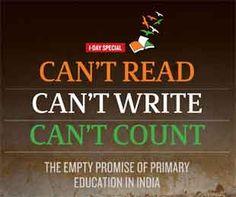 The Empty Promise of Primary Education in India   Tehelka Bureau