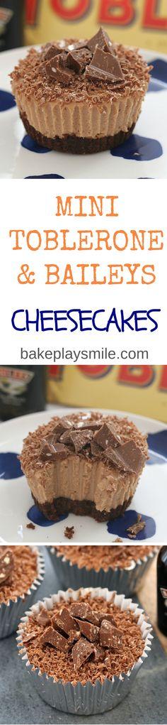 How to Make a NoBake Milk Toblerone Cheesecake