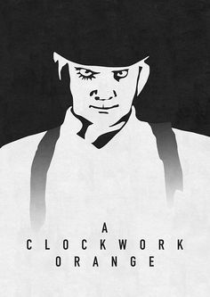 A Clockwork Orange by Oliver Shilling Prints available here