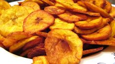 Coconut Plantain Chips