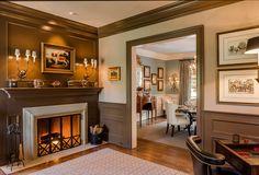 Den. Chic Den Design Ideas. #Den #Interior #HomeDecor