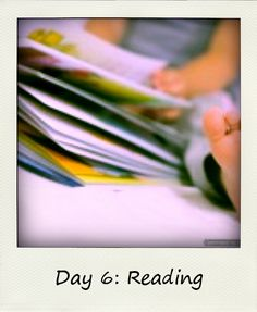 Library Girl Reads & Reviews: Reading to A Child #BlogFlash2012 Day 6