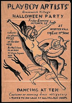 Citation: Playboy Artists' Greenwich Village Halloween party, not after 1927 Oct. 29. Mary Fanton Roberts papers, Archives of American Art, ...