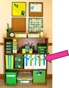 Ten Pin Linky : Classroom Decor