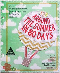 Project Summer: A Summer Journal