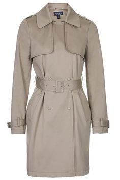 50 abrigos perfectos para el invierno. Topshop. © Cortesía de la firma.
