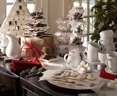 christmas cookie exchange party!