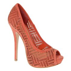 Aldo Shoes.....and they're the new hot color!
