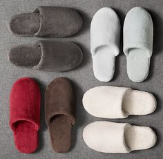 Luxury Plush Slippers- size 10/11