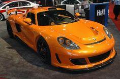 Gembella Porsche Mirage GT