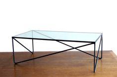 Zig Zag Coffee Table. $625.00, via Etsy.