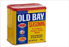 Just because you can buy it, doesn't mean you can't make it --> Homemade Old Bay Seasoning Recipe