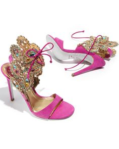 Rene Caovilla sandal