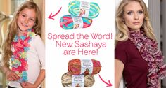 Spread the Word - The NEW Sashays are here!!