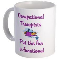 Occupational Therapist Coffee Mug