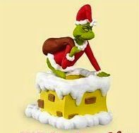 Grinch on the Roof
