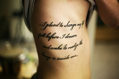 Love this quote!  #tattoos