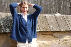 SUIT by Lori Versaci | Knitting Pattern - Looking for your next project? You're going to love SUIT by designer Lori Versaci. - via @Craftsy