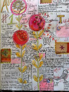 Calendar Journal | Flickr - Photo Sharing! Born 2 b creative