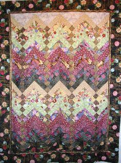French Braid quilt