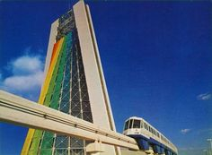 Osaka Expo 70 rainbowtower (Blenheim Gang)