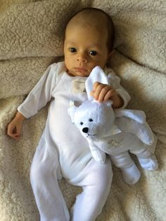 Guardian Angel Bear,  $12.95. Someone loves their new bear!