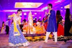 Indian Wedding Sange