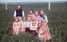 Hutterite Colonies Eastern South Dakota