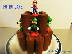 """Ho-Ho Cake--according to the twelve year olds I surveyed, it is the """"Best Cake EVER!"""""""