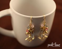 Need a coffee break? Shop Park Lane's spring collection! #parklanejewelry #fashion