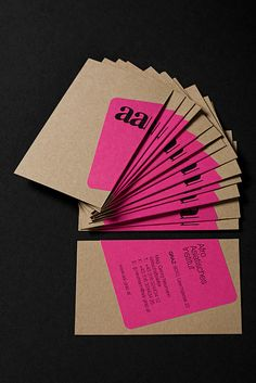 Card with sticker by fscarballo, via Flickr