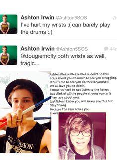 Ashton Irwin ;) on Pinterest | Ashton Irwin, 5sos and 5sos ... | 236 x 321 jpeg 18kB